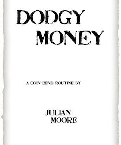 dodgy money book