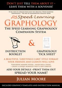 graphology tick sheet