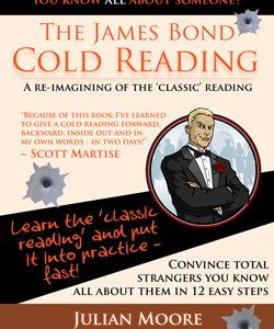 The James Bond Cold Reading Download