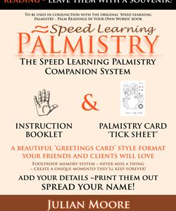 palmistry tick sheet